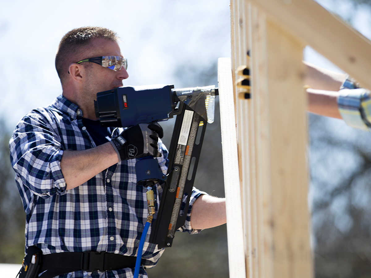 How To Choose The Right Nail Gun