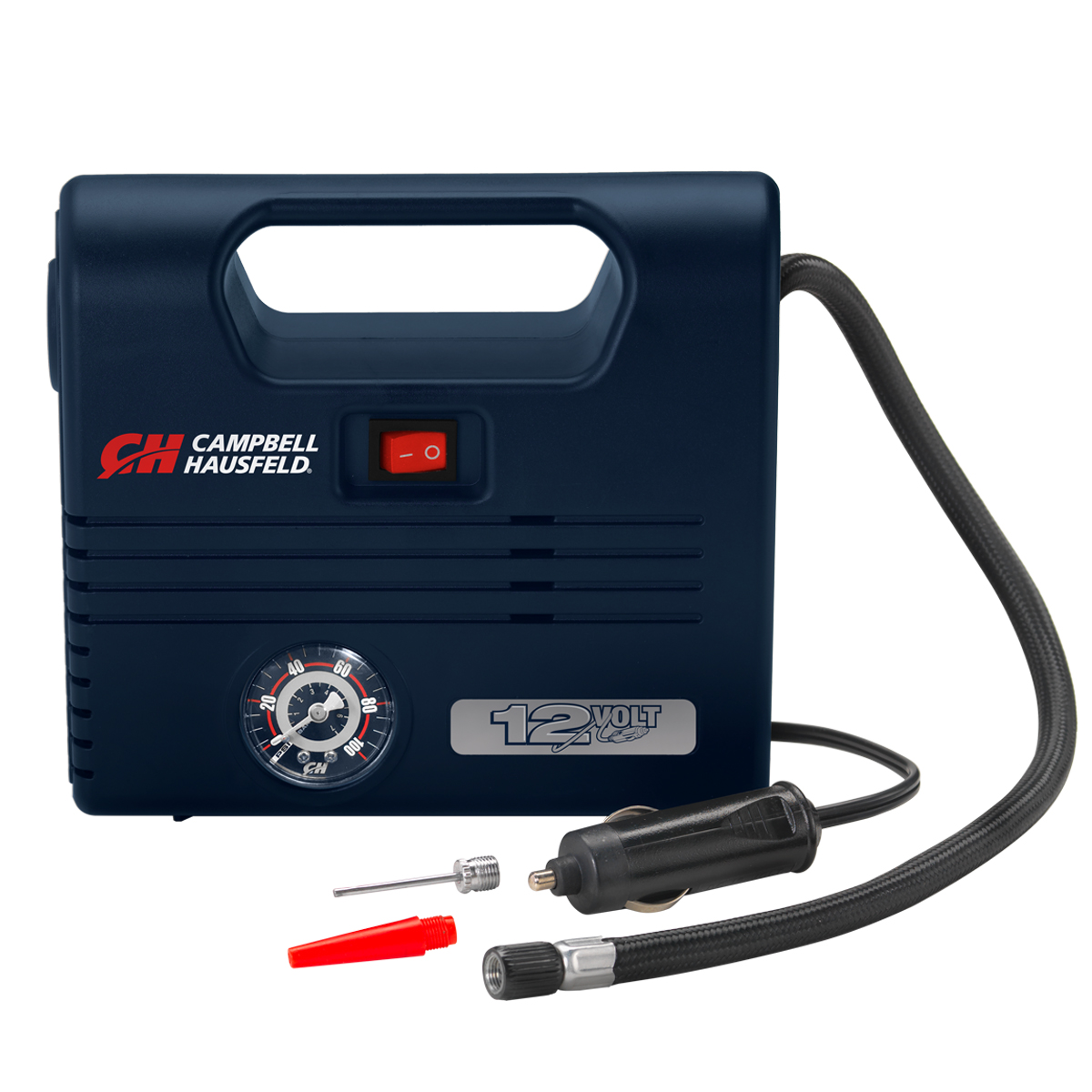 Campbell Hausfeld Portable 12-Volt Inflator (AF010600) main image