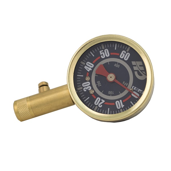 Shrader Tire Gauge, 0-60 PSI (DA552400)