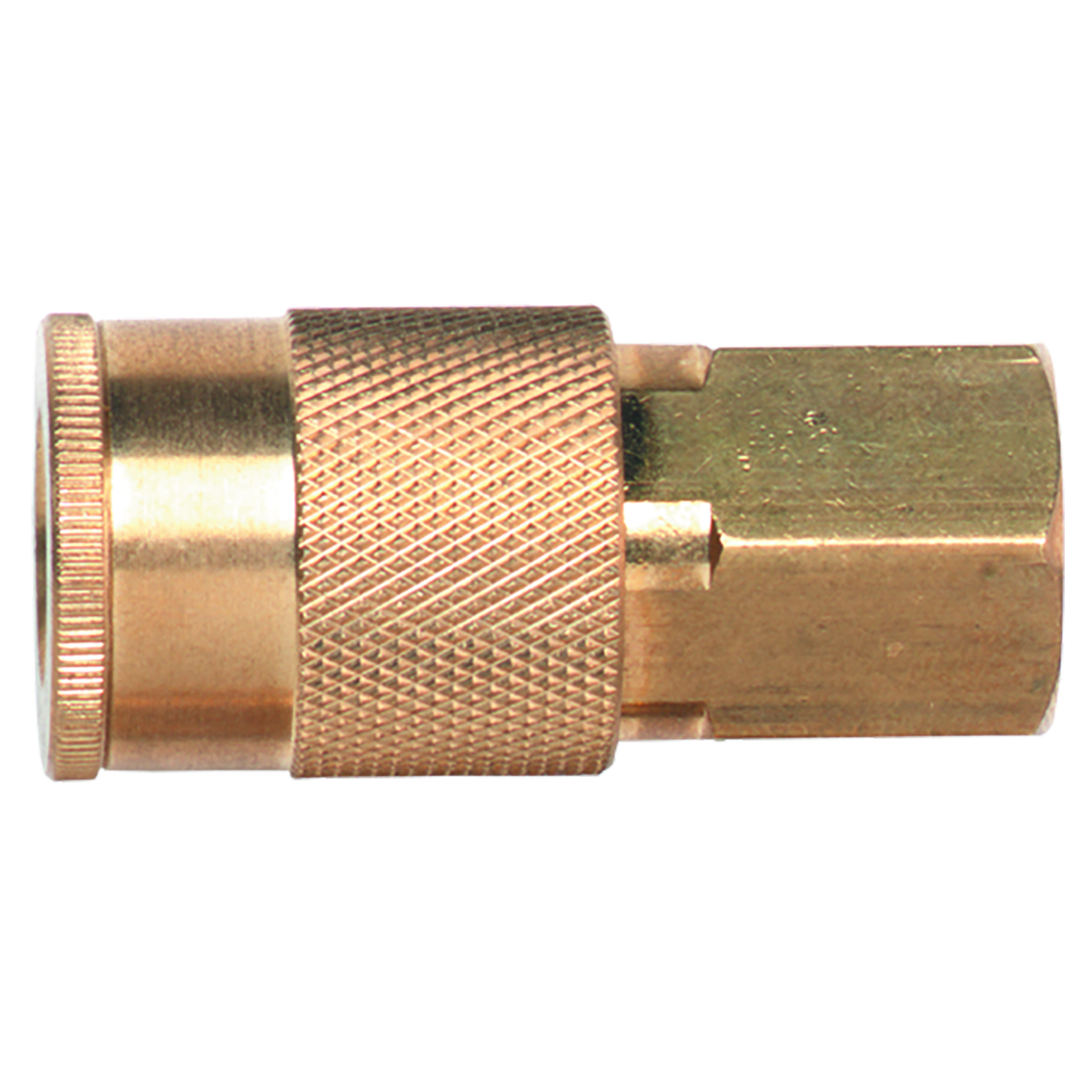 "Campbell Hausfeld Coupler 1/4"" I/M Female NPT (MP288300AV) product image center"