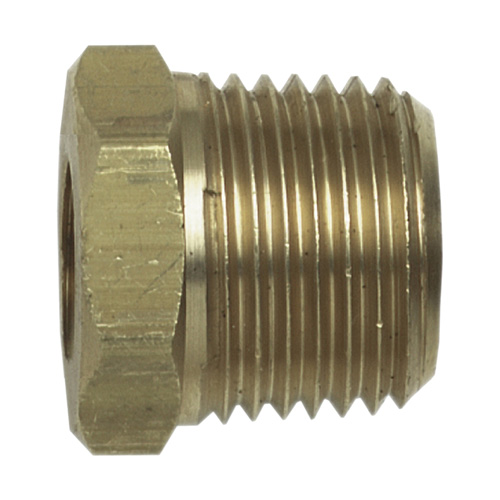 "Campbell Hausfeld 3/8"" Male NPT-1/4"" Female NPT Reducer (PA111200AV) product image center"