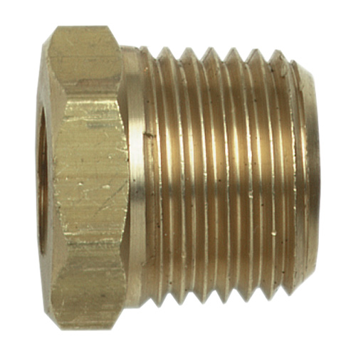 "Campbell Hausfeld 1/2"" Male NPT-1/4"" Female NPT Reducer (PA111300AV) product image center"