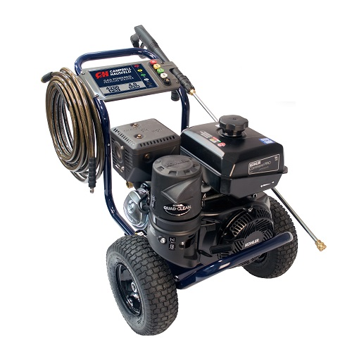 Gas Powered Pressure Washer, 4200 PSI, 4.0 GPM, Tri-plex Pump, Kohler CH440 (PW420400) product image