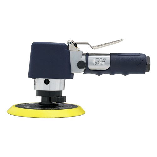 "Campbell Hausfeld D.A. Sander with 6"" Pad (TL050400AV) product image left angle"