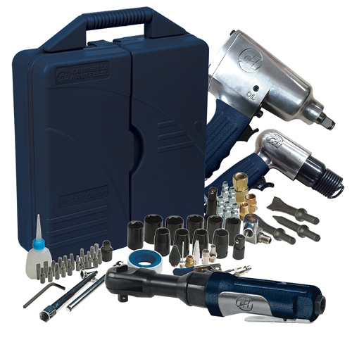 Campbell Hausfeld 62 Piece Air Tool Kit (TL106901AV) product image center