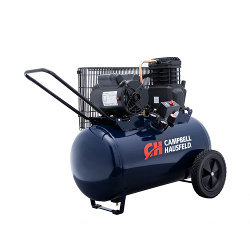 Air Compressor 20 Gallon Single Stage Campbell Hausfeld
