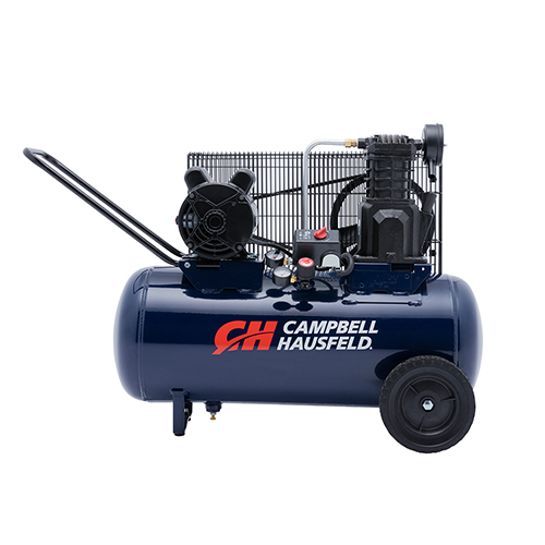 Campbell Hausfeld Air Compressor, 15-Gallon Horizontal Portable Single-Stage 5.5CFM 2HP 120/240V 1PH (VX4011) product image