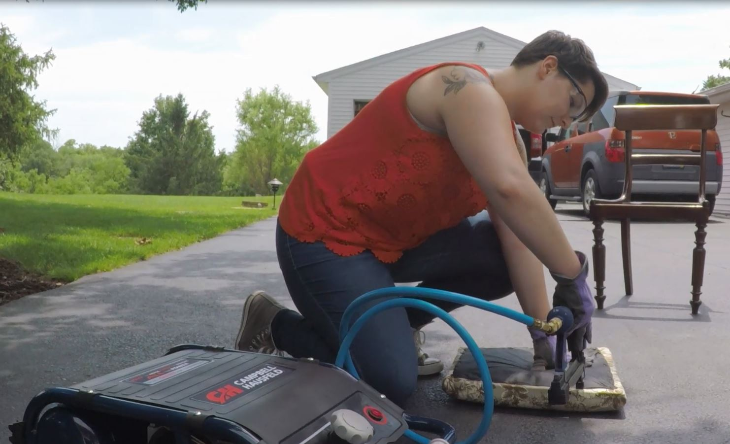 Tackle your Air Compressor DIY Projects with less Noise