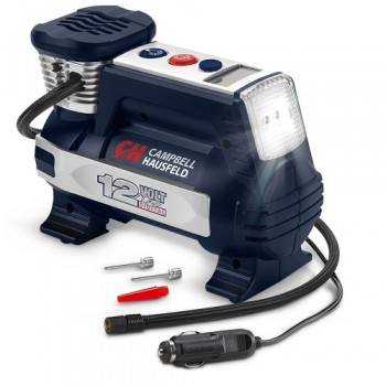 Campbell Hausfeld Digital Portable 12-Volt Inflator (AF011400) digital interface profiel