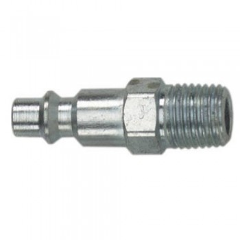 "Campbell Hausfeld 1/4"" x 1/4"" Male IND Plug (BC246800AV) product image center"