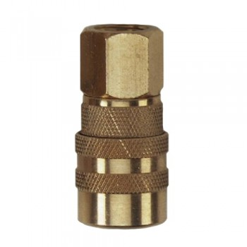"1/4"" I/M Coupler 1/4"" Female (BC288301AV)"