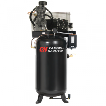 80 Gallon Fully Packaged 2 Stage Air Compressor (CE7051FP)
