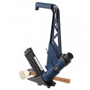 Campbell Hausfeld HY 2-in-1 Flooring Nailer (CHN50399AV) product image left angle