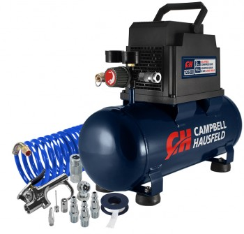 3 Gallon Portable Air Compressor w/Kit (DC030098)