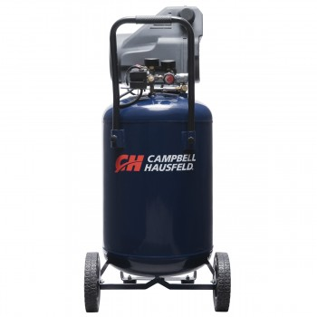 Campbell Hausfeld Air Compressor, 20-Gallon Horizontal Oilless 4 CFM 1.8HP 120V 13A (DC200100) product image center