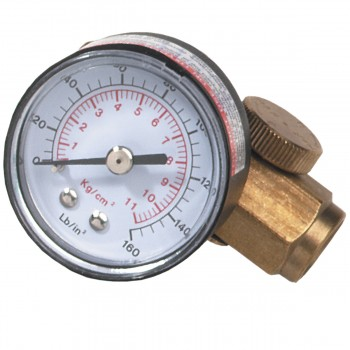 Regulator with Gauge (MP104200AV)