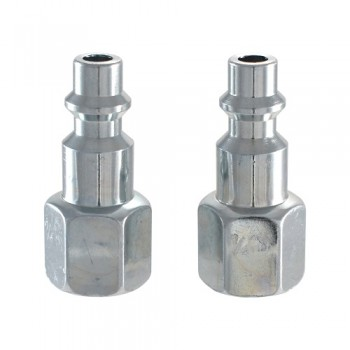 "Plug - 1/4"" I/M Female NPT (MP211700AV)"