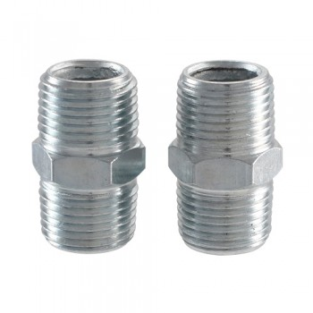 "Hex Nipple, 3/8"" Male NPT (MP213600AV)"
