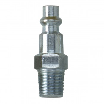 "Campbell Hausfeld Plug, 1/4"" I/M Male NPT (MP246800AV) product image center"