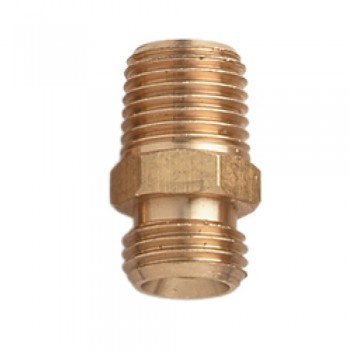 Campbell Hausfeld 1/4-Inch NPT-1/4-Inch NPS Adapter (MP322200AV) product image center
