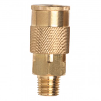 "Coupler 1/4"" I/M Male NPT (MP323400AV)"