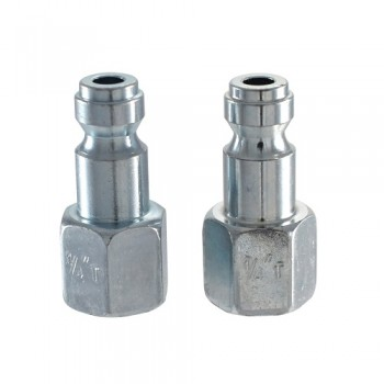 "Campbell Hausfeld 1/4"" Auto Plug 1/4"" Female NPT (MP323700AV) product image center"