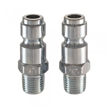 "Campbell Hausfeld Plug 3/8"" Auto 1/4"" Male NPT (PA101100AV) product image center"