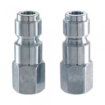 "Campbell Hausfeld Plug 3/8"" Auto 1/4"" Female NPT (PA101200AV) product image center"