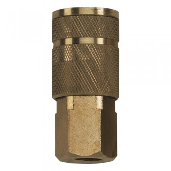 "Coupler 3/8"" Auto Female NPT (PA101300AV)"