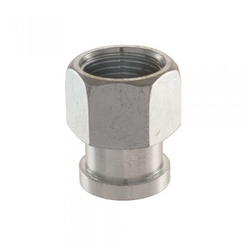 "Campbell Hausfeld 1/4"" Female NPT-3/8"" Female NPT Adapter (PA111000AV) product image center"
