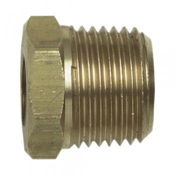 "3/8"" Male NPT-1/4"" Female NPT Reducer (PA111200AV)"