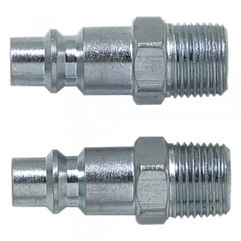 "Campbell Hausfeld 3/8"" I/M Plug 3/8"" Male NPT (PA115100AV) product image center"
