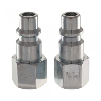 "Campbell Hausfeld 3/8"" I/M Plug 3/8"" Female NPT (PA115200AV) product image center"