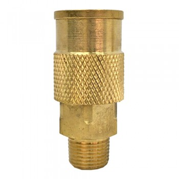 "Campbell Hausfeld 3/8"" I/M Coupler 3/8"" Male NPT (PA115600AV) product image center"