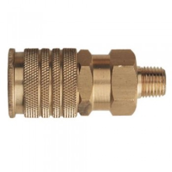 "Campbell Hausfeld 3/8"" Universal Coupler 1/4"" Male (PA118700AV) product image center"