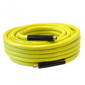 "Campbell Hausfeld 3/8"" x 50' Supraflex Hybrid Air Hose (PA121100AV) product image center"