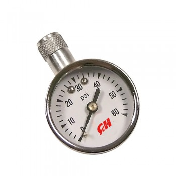 Campbell Hausfeld 60 PSI Mini Dial Tire Gauge (PA300700AV) product image center