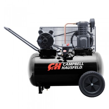 Campbell Hausfeld Air Compressor, 20-Gallon Horizontal Portable Single-Stage 5.5CFM 2HP 120/240V 1PH (VT6183) product image center
