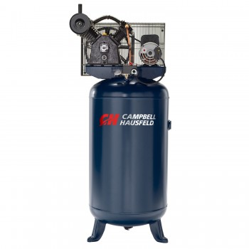 Air Compressor, 2 Stage, 80-Gallon, Vertical Oil-Lubricated 15.8 CFM, 5HP (XC802100)