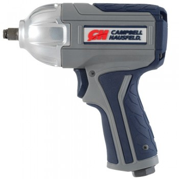 "Get Stuff Done 3/8"" Impact Wrench, Twin Hammer, Campbell Hausfeld, XT001000, product view"