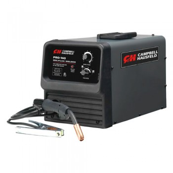 Campbell Hausfeld Welder - MIG/FLX140,115V,90A DC,CI (WG309000AJ) product image right angle