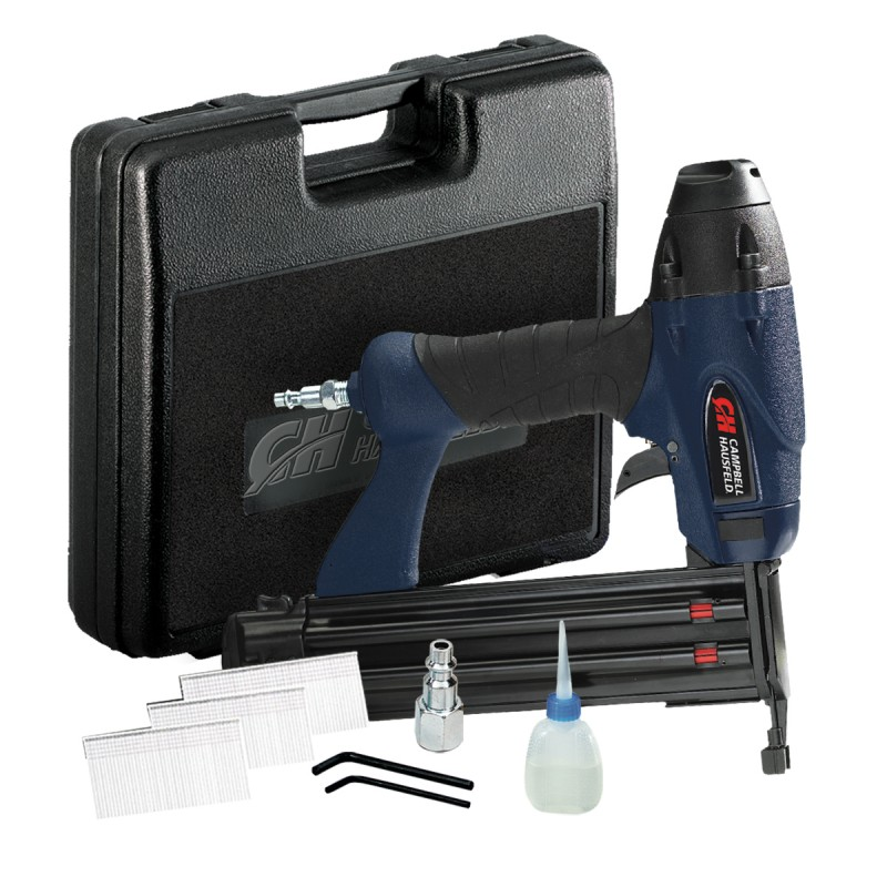 Campbell Hausfeld Brad Nailer Kit (CHN10299AV) product image  right angle